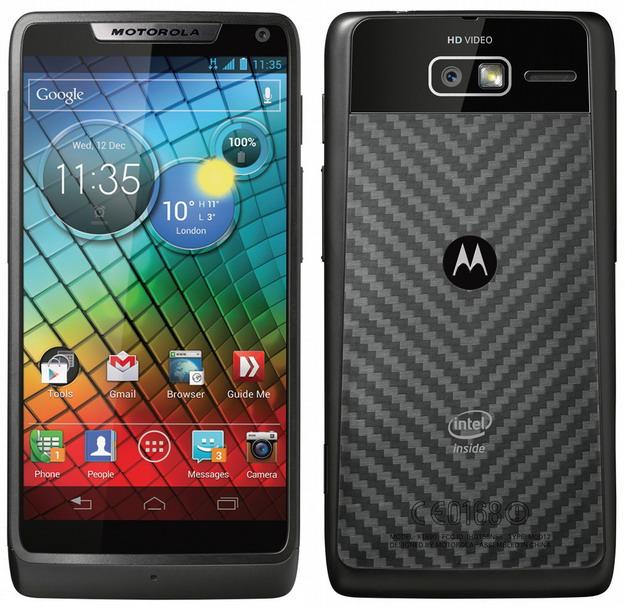 Motorola xt890 razr i 5